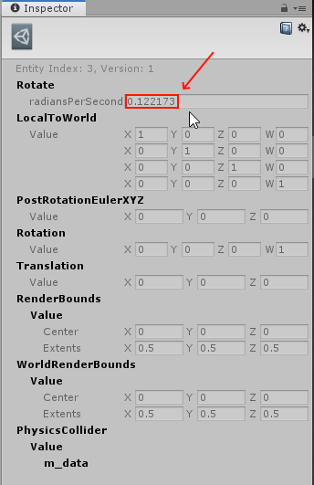 Scene editing and ECS conversion – Undefined Games